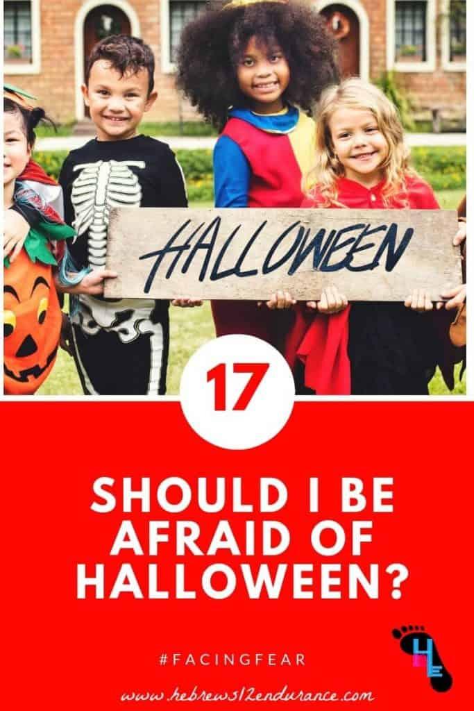 Should I Be Afraid of Halloween