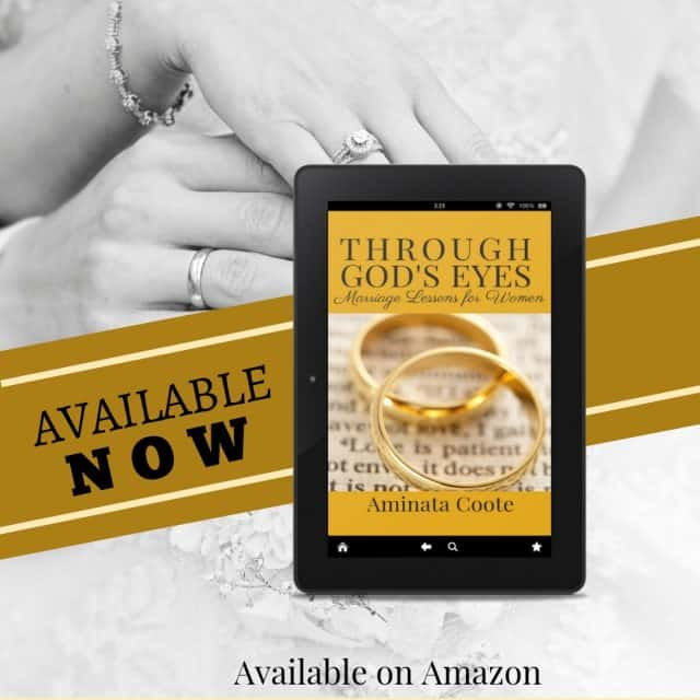 Through Gods Eyes book, available on Amazon
