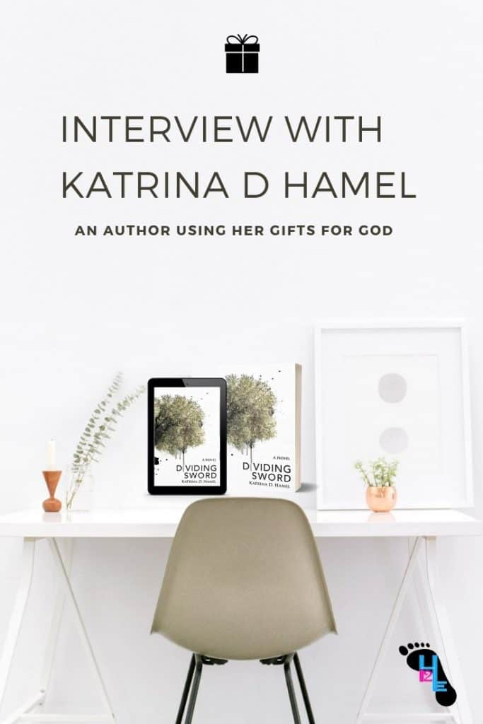 Interview with Katrina Hamel