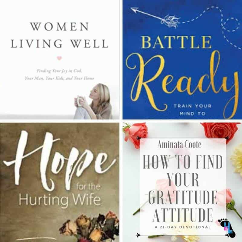 Christian Faith books to Run Your Race