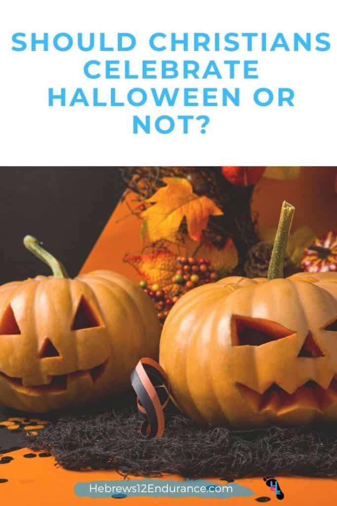 Should Christians celebrate Halloween