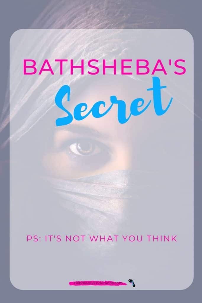 Bathsheba's Secret