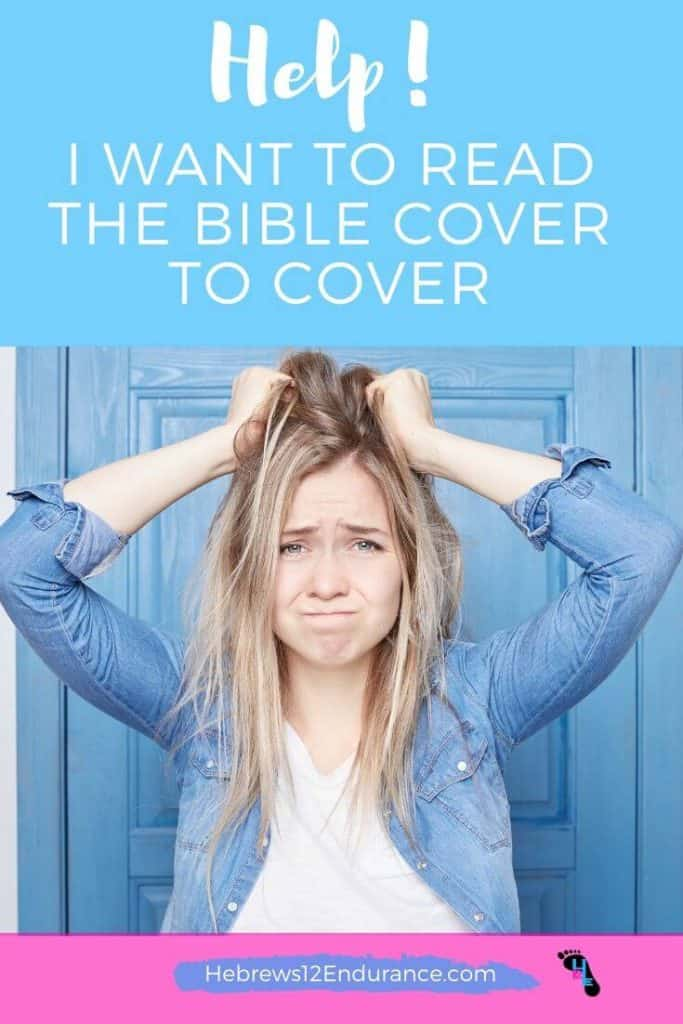 The Best Way to Read the Bible Cover to Cover