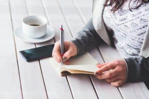 bible study journaling
