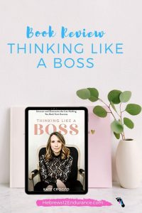 Book Review: Thinking Like A Boss