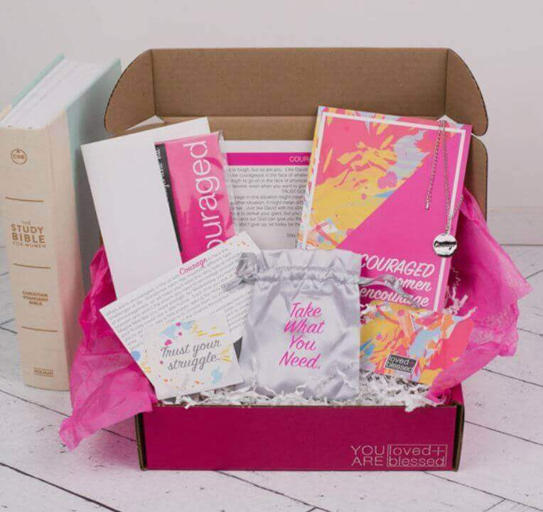 The Loved and Blessed Subscription Box
