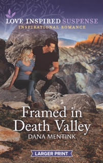 Framed in Death Valley Dana Mentink