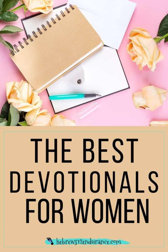 The Best Devotionals for Women