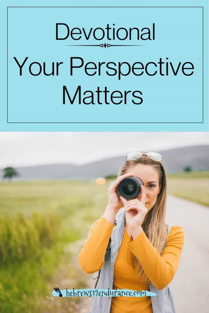 Your Perspective Matters