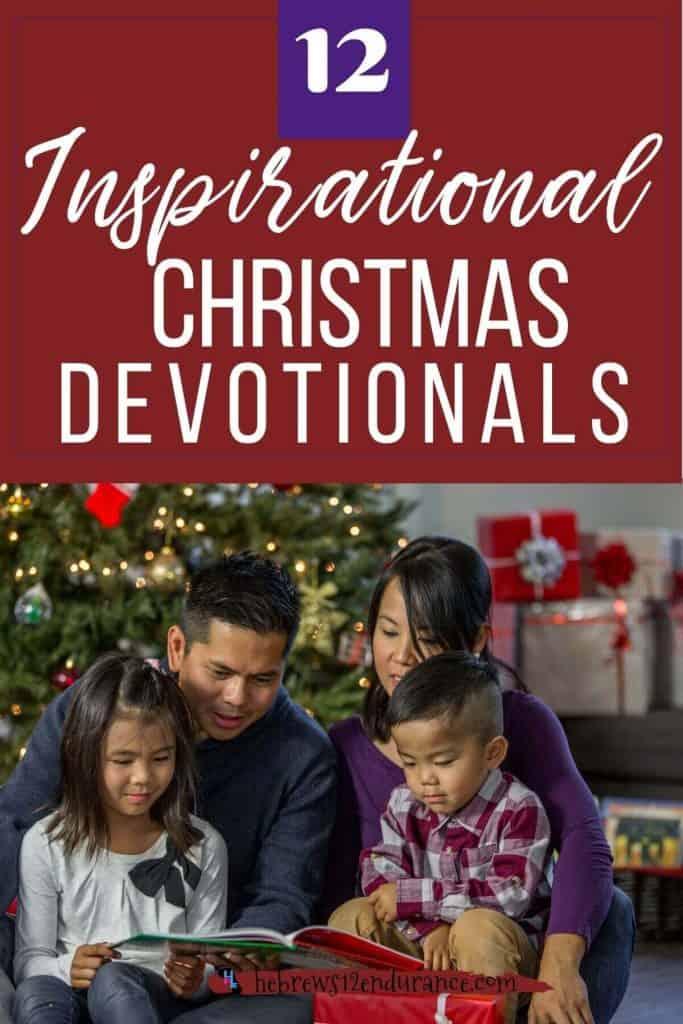 12 Inspirational Christmas Devotionals